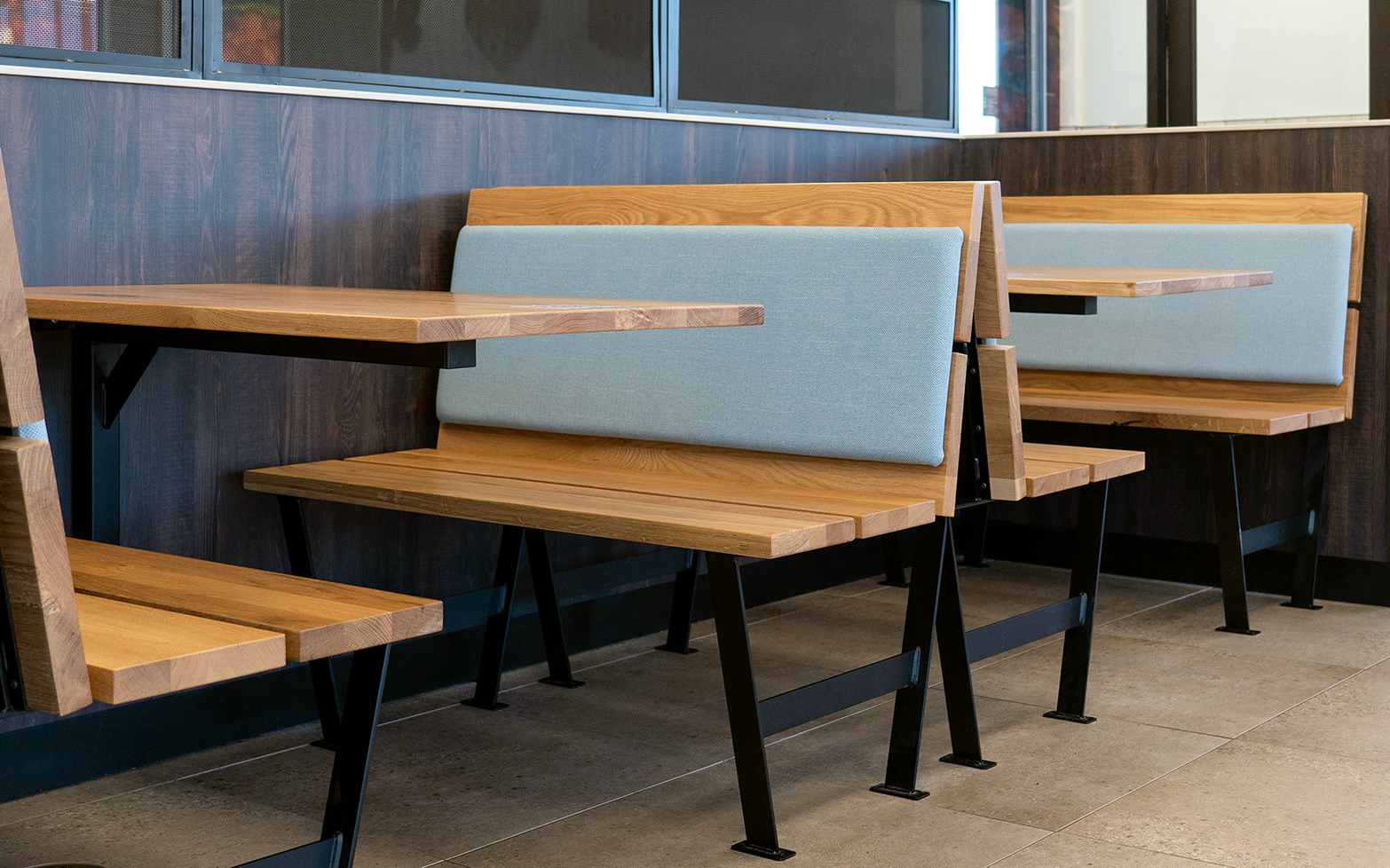 Wendys Dining Room Booths